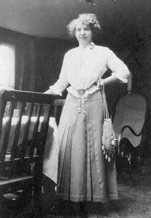 Mary Boerste