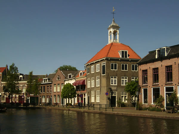 The City of Schiedam