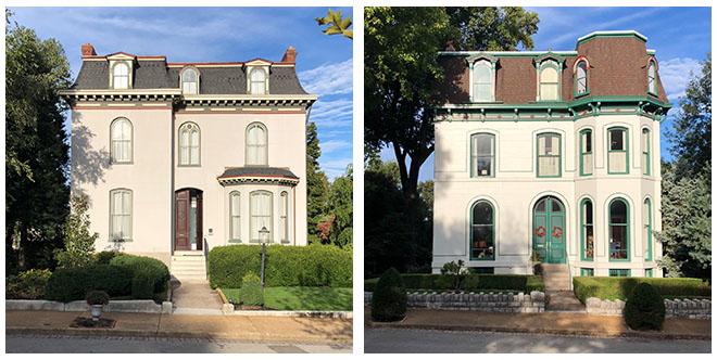 Benton Place Mansions