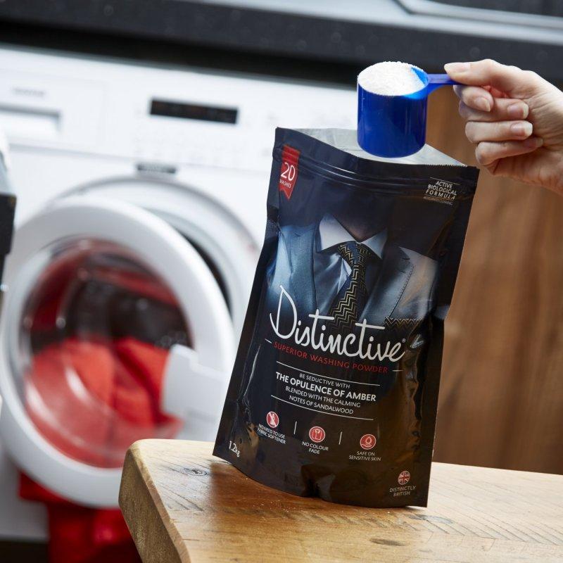 Laundry detergent for men