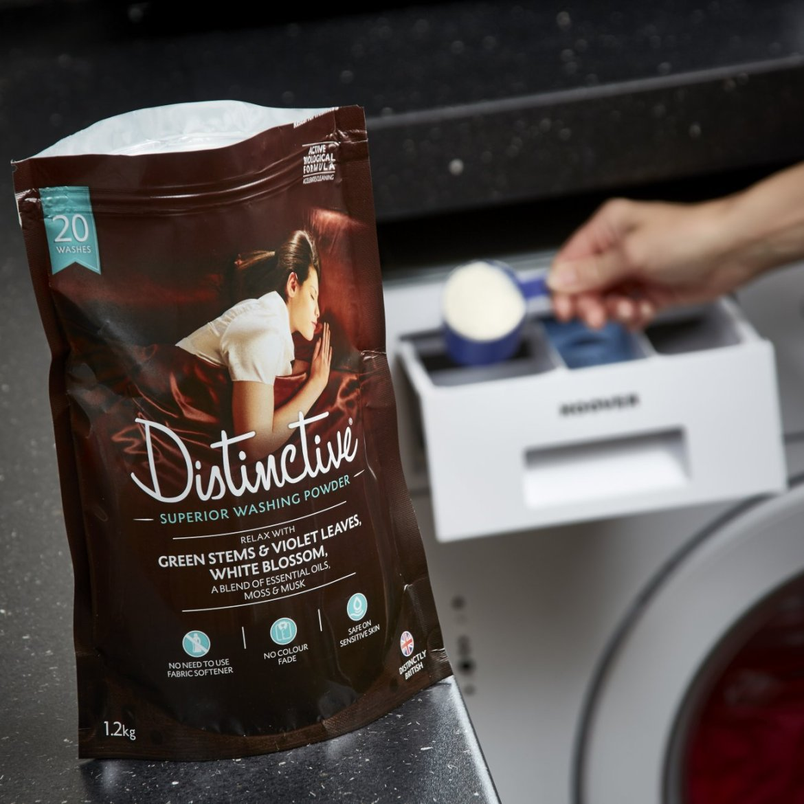 Add a scoop of Distinctive