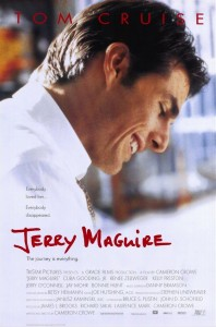 Jerry Maguire Poster