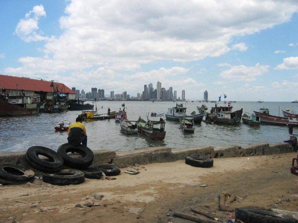 Ciudad de Panamá (Creative Commons, Wikimedia).