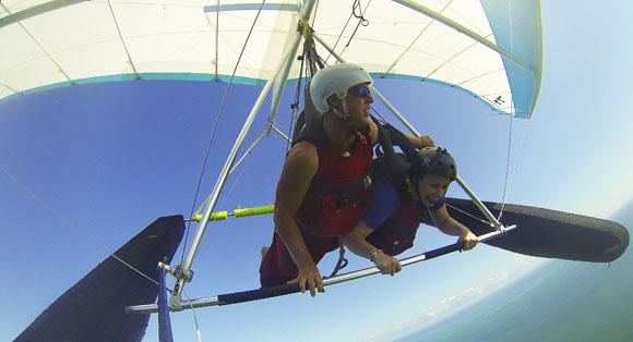 Hang Glide Miami