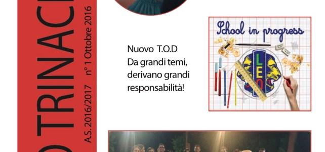 Leo Trinacria – #1 ottobre 2016