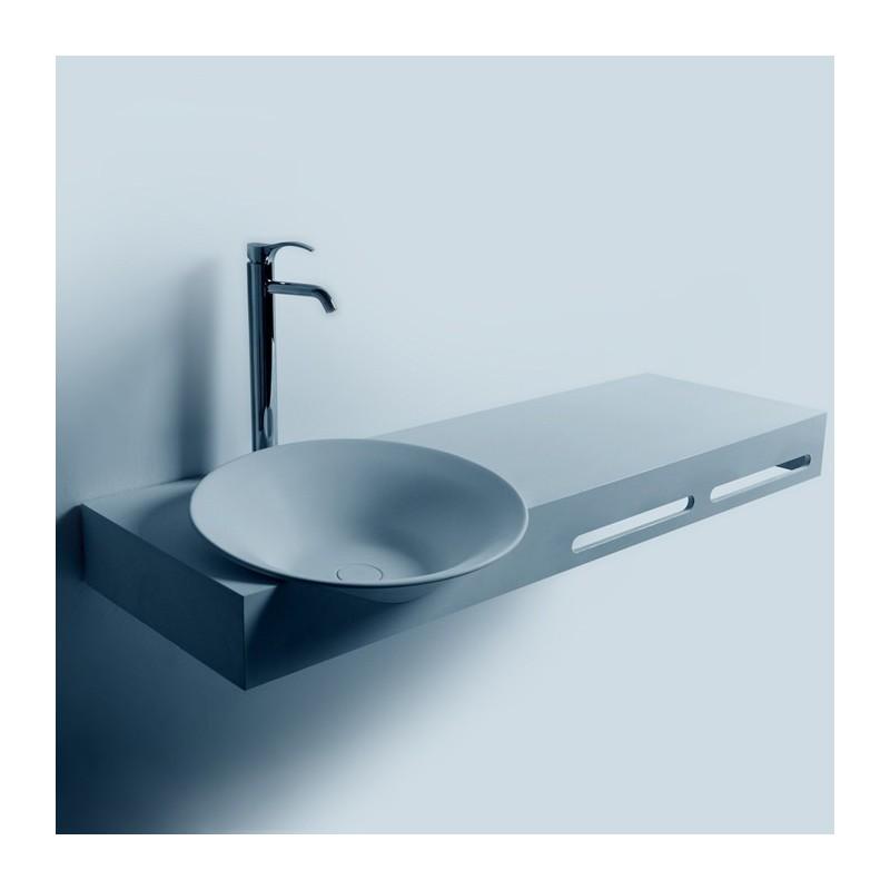 plan vasque solid surface ref sdwd3890 1