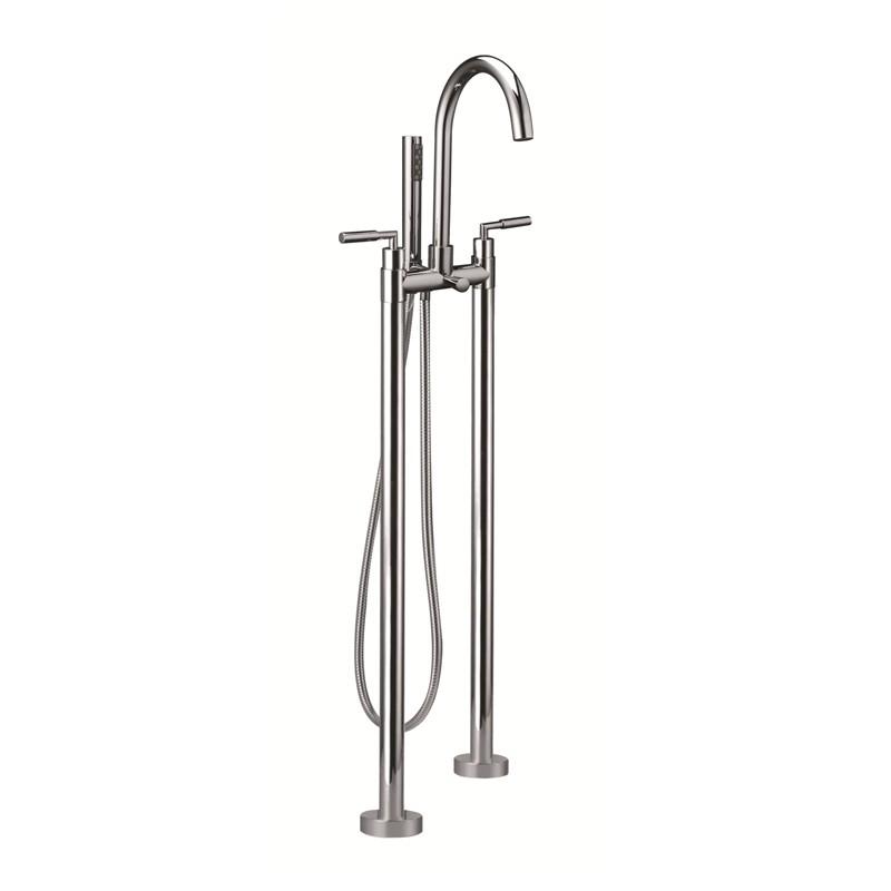colonne melangeur pour baignoire ilot e106
