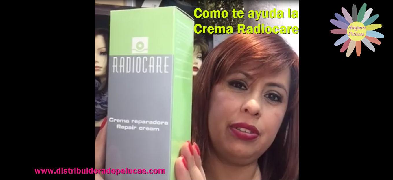 Como te ayuda la crema Radiocare (FB)
