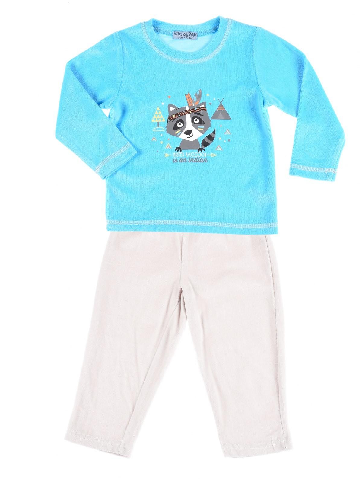 Pyjama Garon Raton Laveur 2 6A DistriCenter