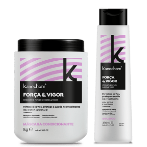 Kanechom Kit Fuerza Y Vigor