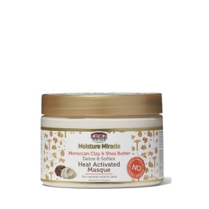 African Pride Moisture Miracle Heat Activated Masque 340g