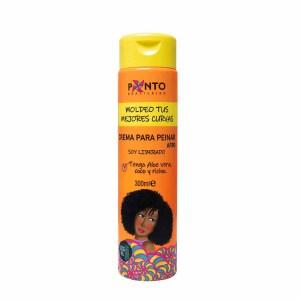 Ponto Crema para Peinar Afro 300ml
