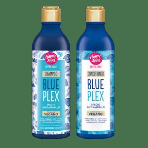 Kit Happy Anne Shampoo y Acondicionador Blue Plex