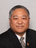 Brian Hatano, DTM, District Governor, District 39 Toastmaster