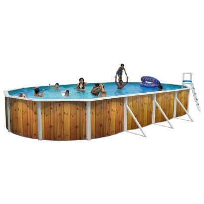 piscine hors sol ovale veta