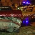 El accidente se produjo esta madrugada alrededor de las 3:00 horas en la esquina de Azcuénaga y Pueyrredón. Dos rodados colisionaron esta madrugada en una de las esquinas más peligrosas […]