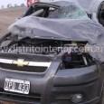 El accidente se produjo cuando una familia que regresaba de Mendoza transitaba por Ruta 188 hacia Capital Federal. Esta tarde alrededor de las 16:40 horas, en el kilómetro 282, a […]
