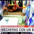 En una de sus últimas emisiones el noticiero del canal capitalino mostró imágenes de las cámaras de seguridad del local ubicado en la calle Belgrano de nuestra ciudad, en las […]