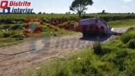 Tal como informáramos ayer, dos pick up quedaron atrapadas en el camino que une las rutas 188 con 33 que pasa frente al ex matadero Municipal en General Villegas. El […]