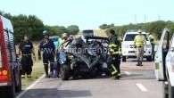 El siniestro tuvo lugar en la mañana de este domingo cerca del Parque Luro en La Pampa; las primeras informaciones indicaban que el conductor de uno de los vehículos involucrados […]