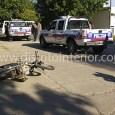Un hombre, quien circulaba en la moto, una 110 cc. identificado como Patricio Guzmán, de unos 30 años fue trasladado de urgencia al Hospital Municipal con serias heridas en su […]