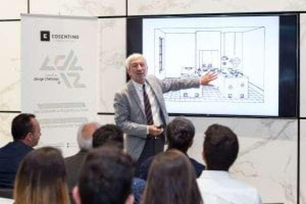"""El arquitecto Luis Fernández Galiano presentó la ponencia """"Transformaciones del espacio cocina en los dos últimos siglos"""""""