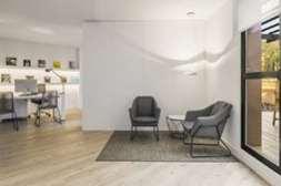 WHAT OFFICE... ¿Qué pedirías si tuvieras que exigir la oficina perfecta? Mira las oficinas proyectadas por Susanna Cots(Leer más...)