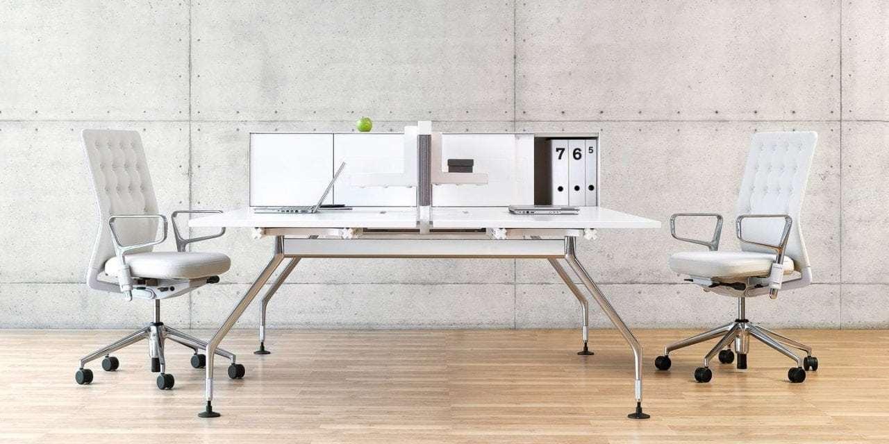 Citterio aporta un concepto nuevo de silla con la colección ID Chair de Vitra