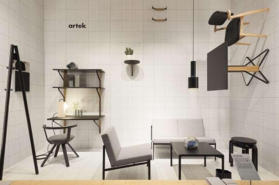 Salone de Milano artek