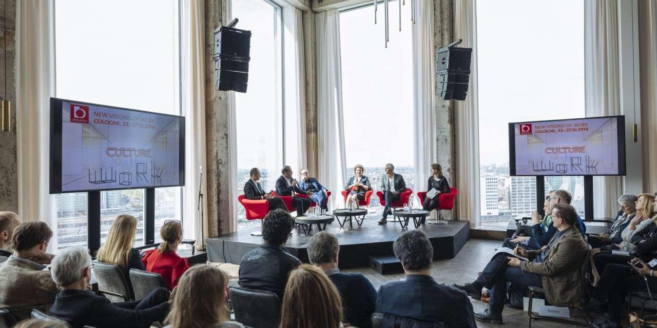 ORGATEC 2018 presenta nuevas ofertas para proyectistas y arquitectos