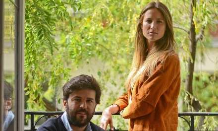 """""""El blanco ayuda a la concentración"""", Mercedes González y Jesús Díaz, Febrero Studio"""