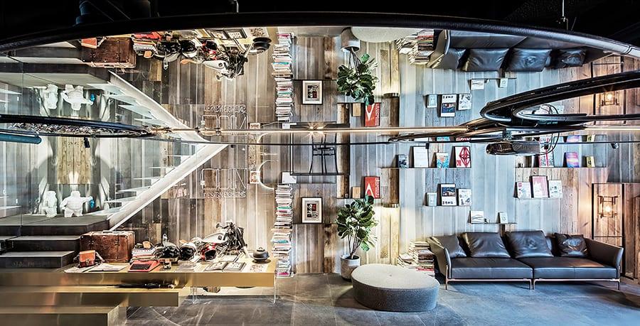 Espacio creativo Cun Design Beijing, diseñar para uno mismo