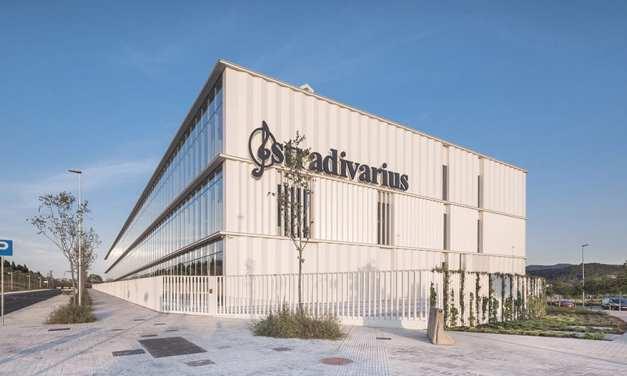 Sede de Stradivarius en Cerdanyola, proyecto de Batlleiroig