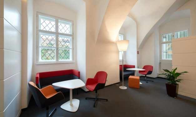 Muebles tapizados modulares Element de Wiesner Hager