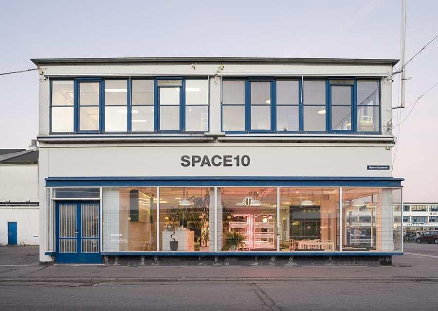 Space10 Copenhaguen: el laboratorio como escaparate