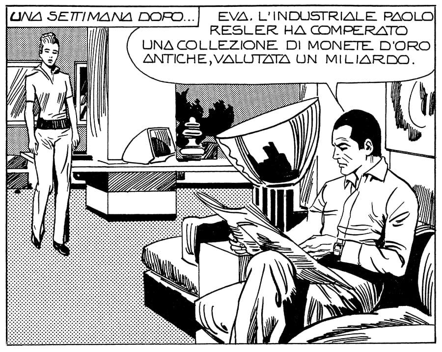 Vitra Museo Comics