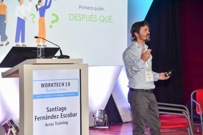 Contract Workplaces Worktech Buenos Aires