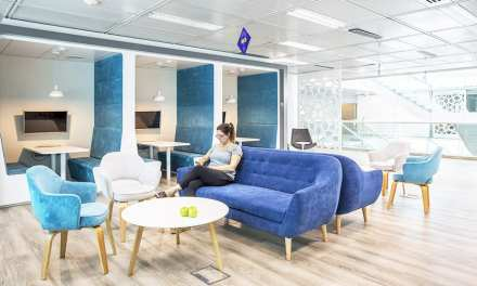 Bayer Buenos Aires, proyecto de Contract Workplaces