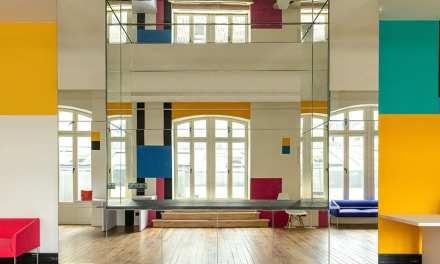 Studio Malka proyecta las nuevas oficinas de Pernod-Ricard en París
