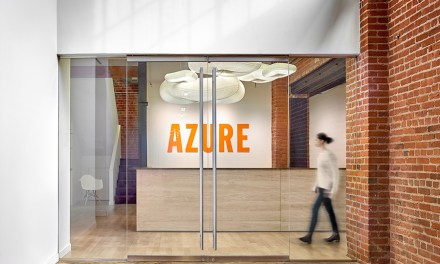 Azure Publishing Office Toronto, de Dubbeldam Architecture + Design