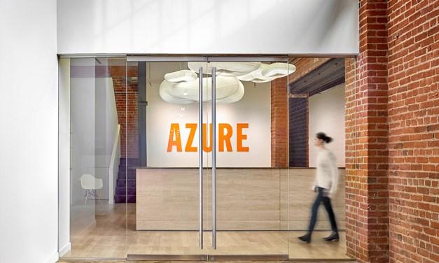 Azure Publishing Office Toronto, de Dubbeldam Architecture + Design