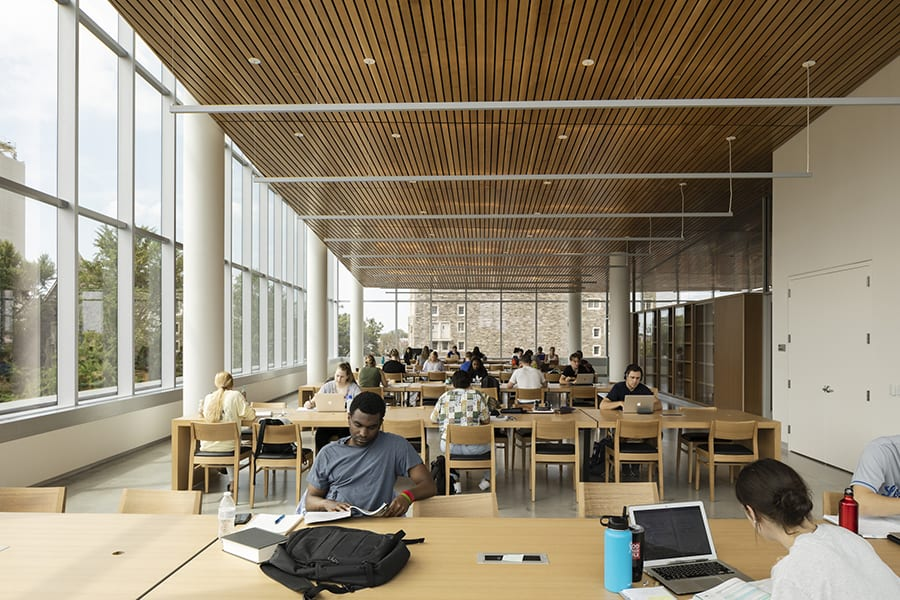 Snøhetta Charles Library Temple University