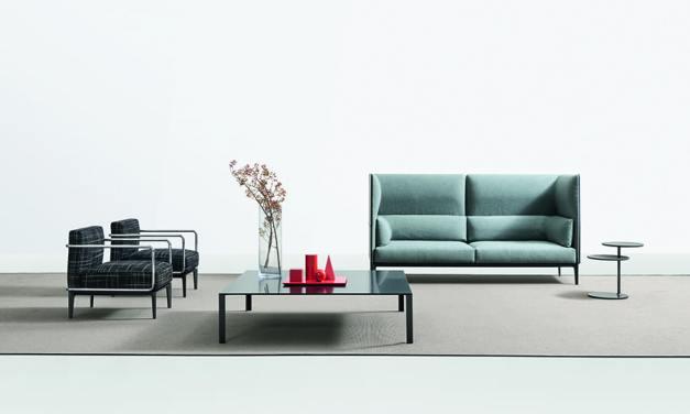 Colección Lounge System de Unifor