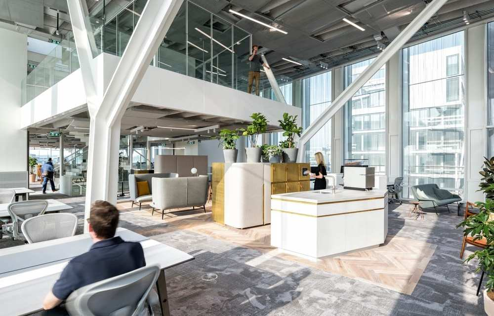 Sede de Amvest en Amsterdam, proyectada por Firm Architects