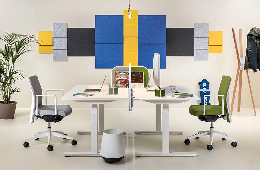 Paneles de pared componibles  Note-it de Made Design
