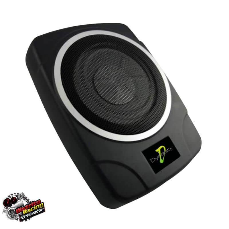 """Subwoofer Amplificado 8"""" - 500w Max - DYNASTY"""