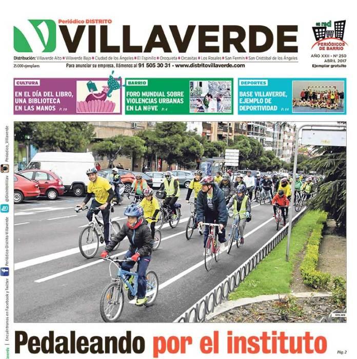 Periódico Villaverde