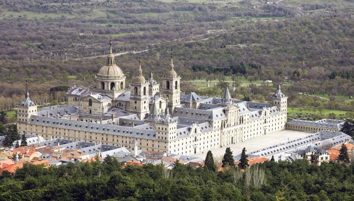 Monasterío de San Lorenzo del Escorial