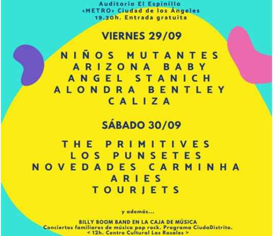 Cartel Festival Indyspensable 17