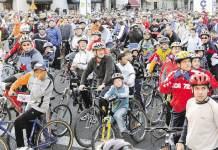 Madrid y las bicis